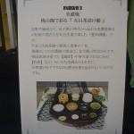 美濃焼―桃山陶で彩る「五目茶漬け膳」―説明