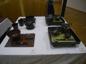 常滑焼―急須を使ったお茶漬けの日