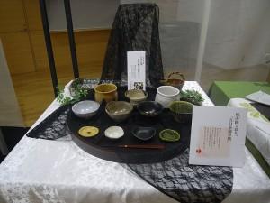 美濃焼―桃山陶で彩る「五目茶漬け膳」