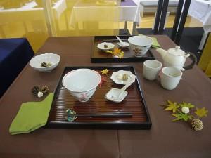 京焼―おもてなしのお茶漬け1