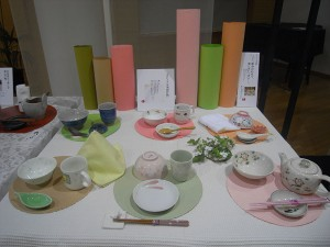 美濃焼―カジュアル茶漬け膳