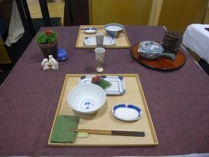 九谷焼―大人のお茶漬け