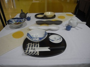 有田焼―これからが旬!めでたい鯛ごま茶漬け