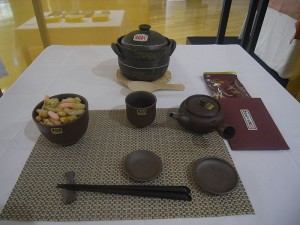 萬古焼―地産地消のお茶漬け